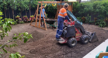 garden site prep
